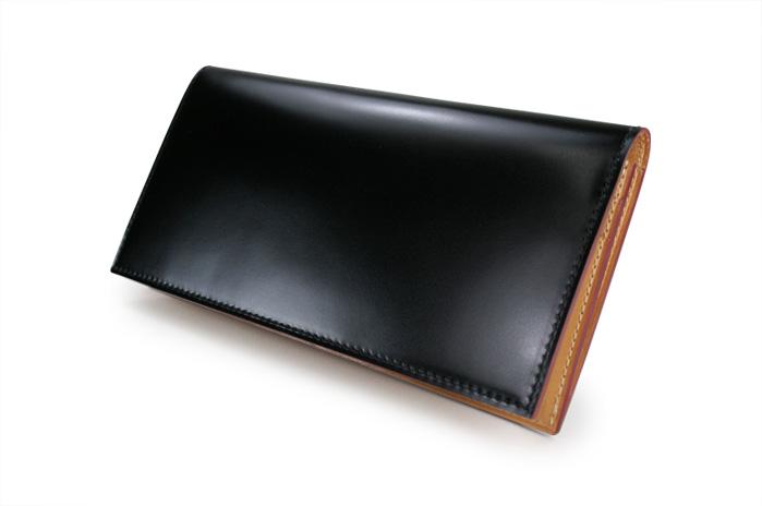 ganzoシンブライドルレザー長財布