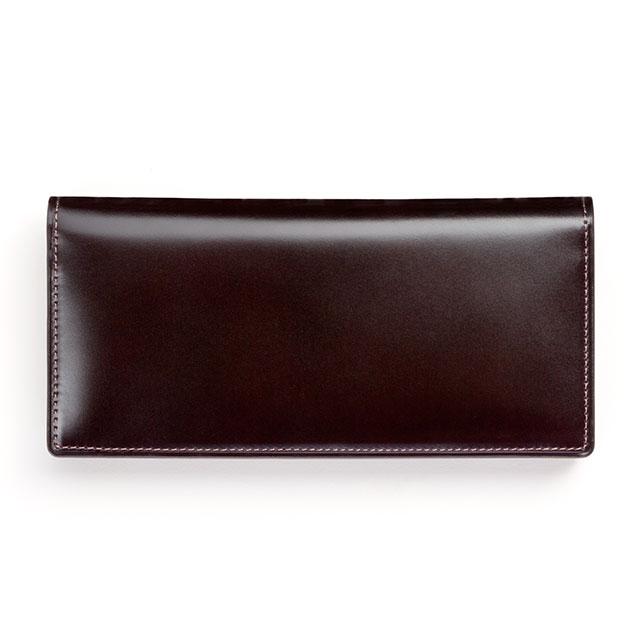 土屋鞄コードバン長財布